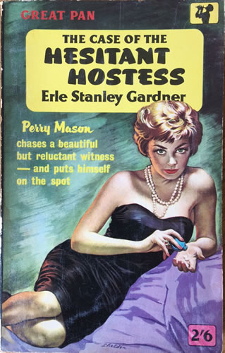 The Case of the Hesitant Hostess, Erle Stanley Gardner