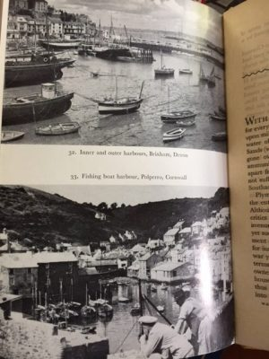 Wall of England, illustrated book, the Channel's 2000 years of history