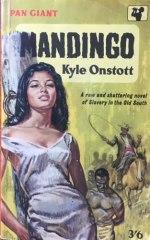 Mandingo, Pan paperback