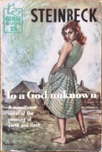 To a God unknown, Steinbeck, Pan paperback