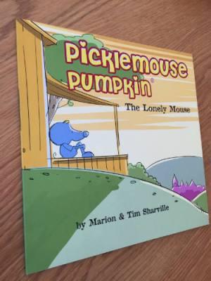 Picklemouse Pumpkin