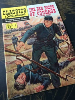 The Red Badge of Courage, Classics Illustrated