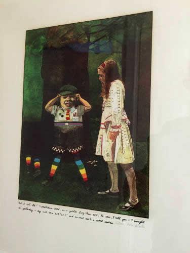 Peter Blake, Alice in Wonderland, Limited Edition Print