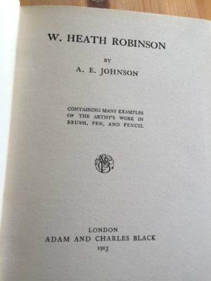 W. Heath Robinson, Brush, Pen and Pencil