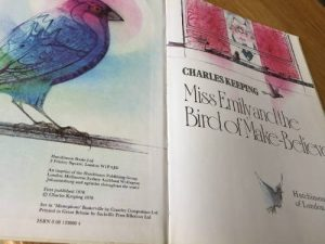 Miss Emily and the Bird of Make-Believe, Charles Keeping
