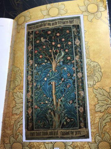 William Morris and Illustrated Guide
