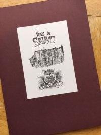 Robert Crumb, Vues de Sauve, prints