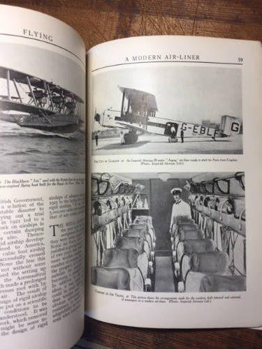Early Flying Magazine, 1929