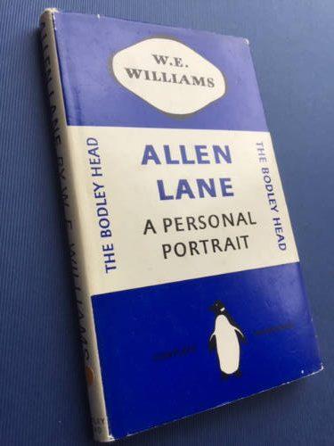 Allen Lane, A Personal Portrait