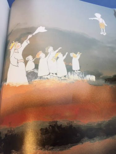 Cloudland, John Burningham