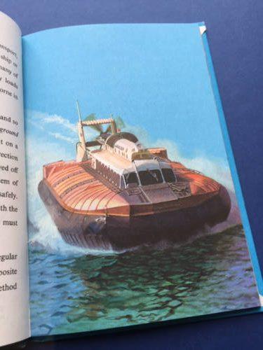 The Hovercraft, a Ladybird Book