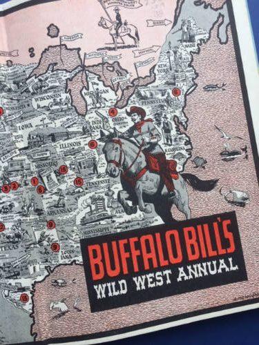 Buffalo Bill, Denis McLoughlin