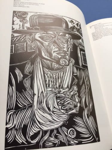 German Woodcuts in the 20th Century