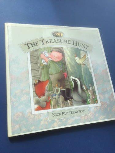 The Treasure Hunt, Nick Butterworth