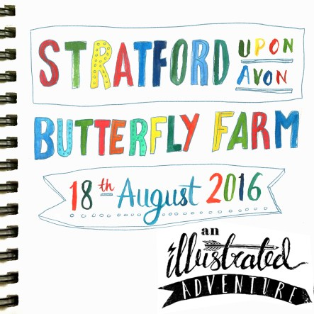 Stratford Adventure Illustration