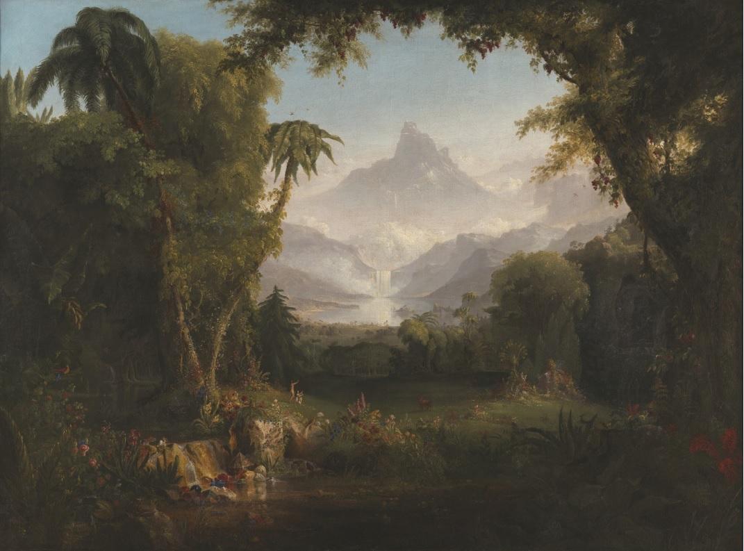 A Taste of Paradise - Illustrated Prayer