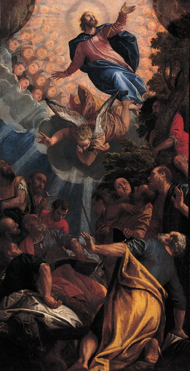 The Ascension, by Paolo Veronese