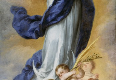The Immaculate Conception of Aranjuez, by Bartolomé Esteban Murillo