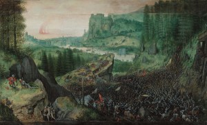 The Suicide of Saul, by Pieter Bruegel the Elde