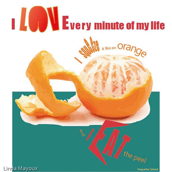Orange 1 Define