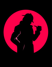 stock-illustration-11187970-detective-silhouette