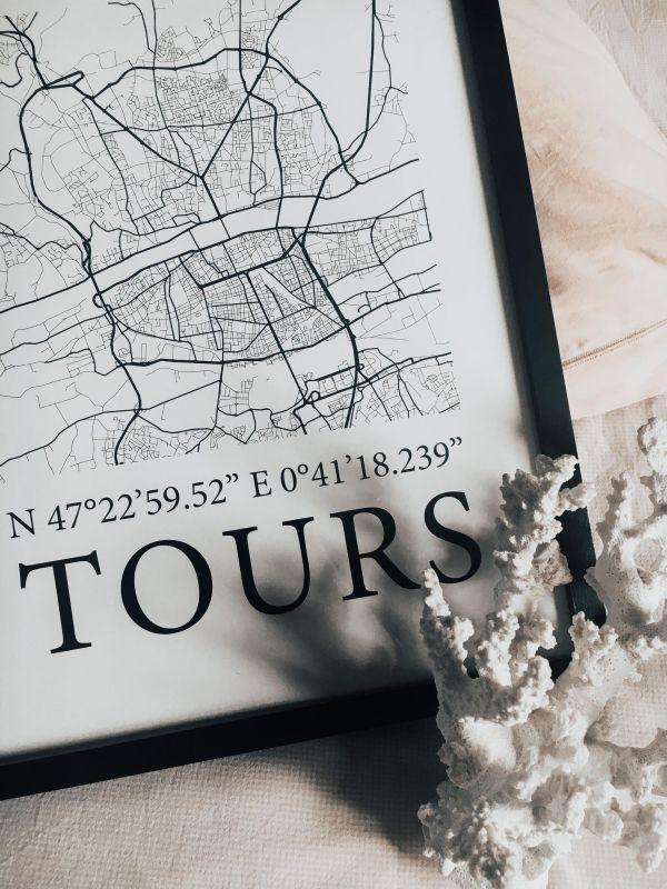 mapping-carte-urbaine-ville-tours-illustration-de-patrimoine-plan