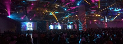 IGF Ceremony Awards ready to begin