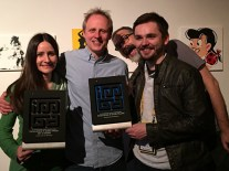 IMGA Awards, Tengami for Excellence in Audio Visual Art and 80 Days for Excellence in Storytelling