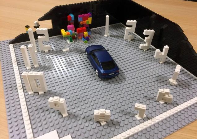 LEGO Audi Design Miami 2016