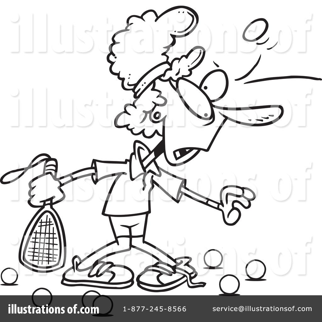 Racquetball Clipart