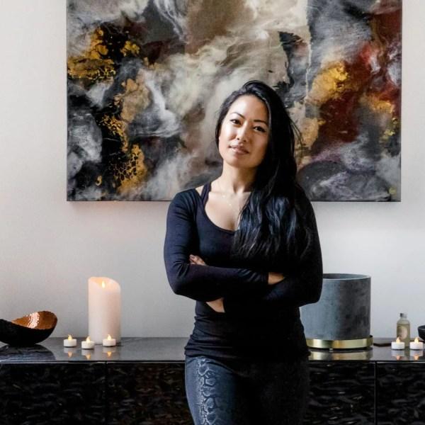 Frankie Hsu Artist Portrait