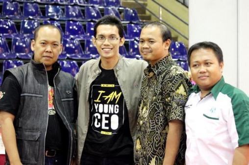 101 Young CEO di Indonesia Book Fair 2013