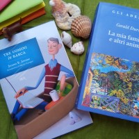 Jerome/Durrell, ovvero: Del sorridere leggendo