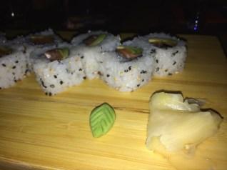 wasabi e zenzero