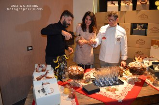 angela acanfroa photographer evento panettone solidale 666
