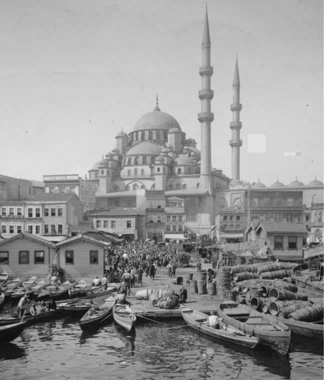 40 Photos Of Ottoman Istanbul From The 1900s IlmFeed