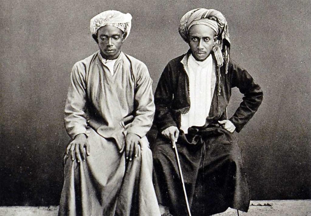zanzibar hajjis 1880