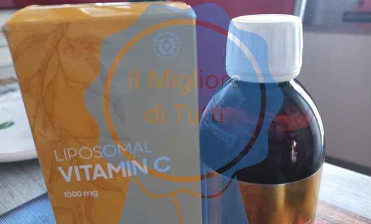 Vitamina C liposomiale: cos'è e come trovare la migliore