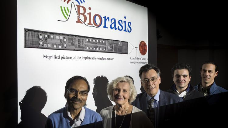 Biorasis Team