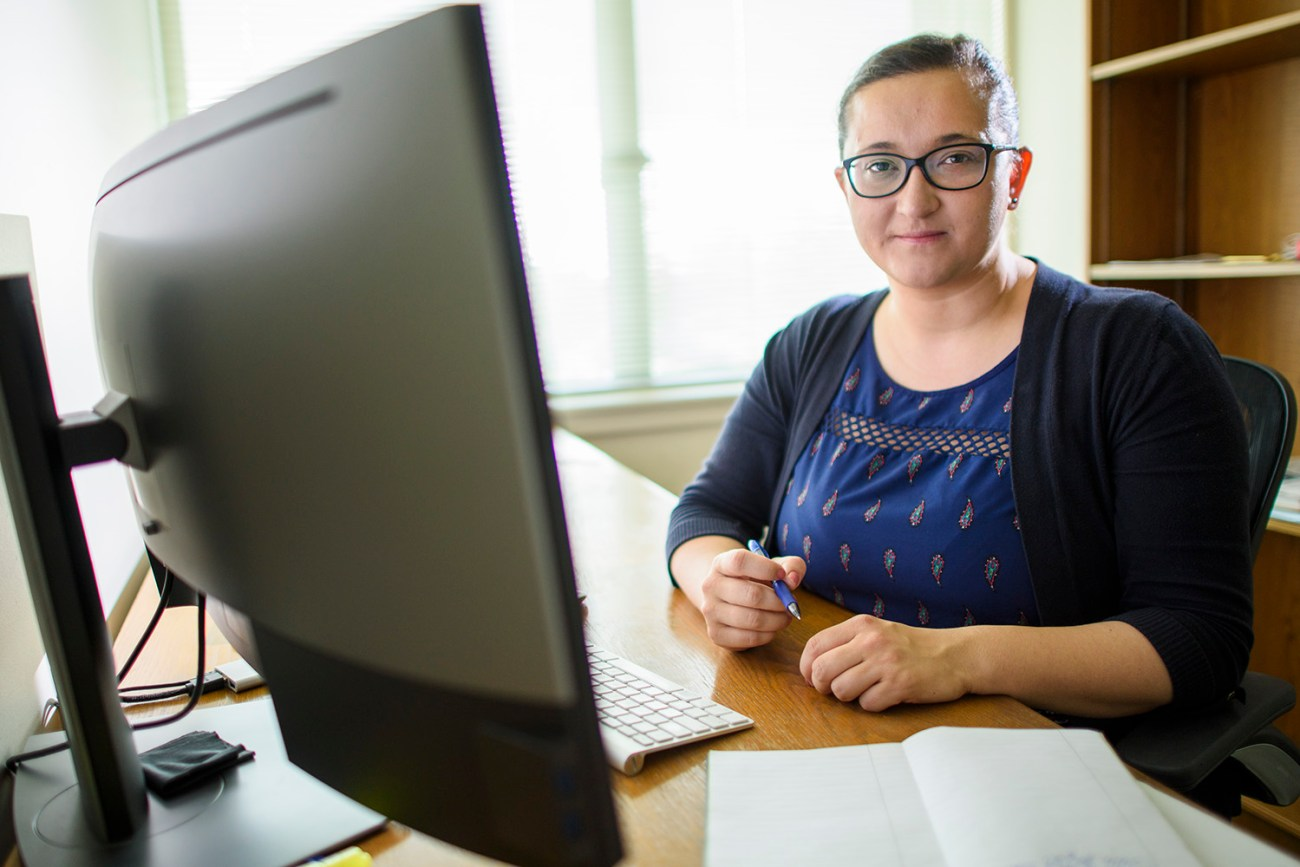 Marinka Zitnik, postdoctoral scholar, computer science
