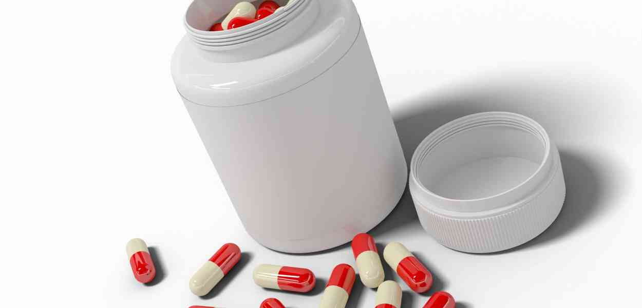 jar, pills, medicine