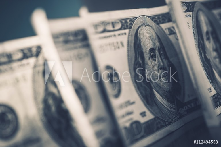 American Dollars in Focus