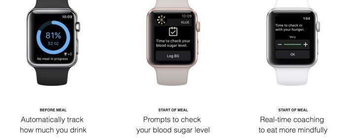 Funzionalità di rilevamento dei gesti di Apple Watch per la salute