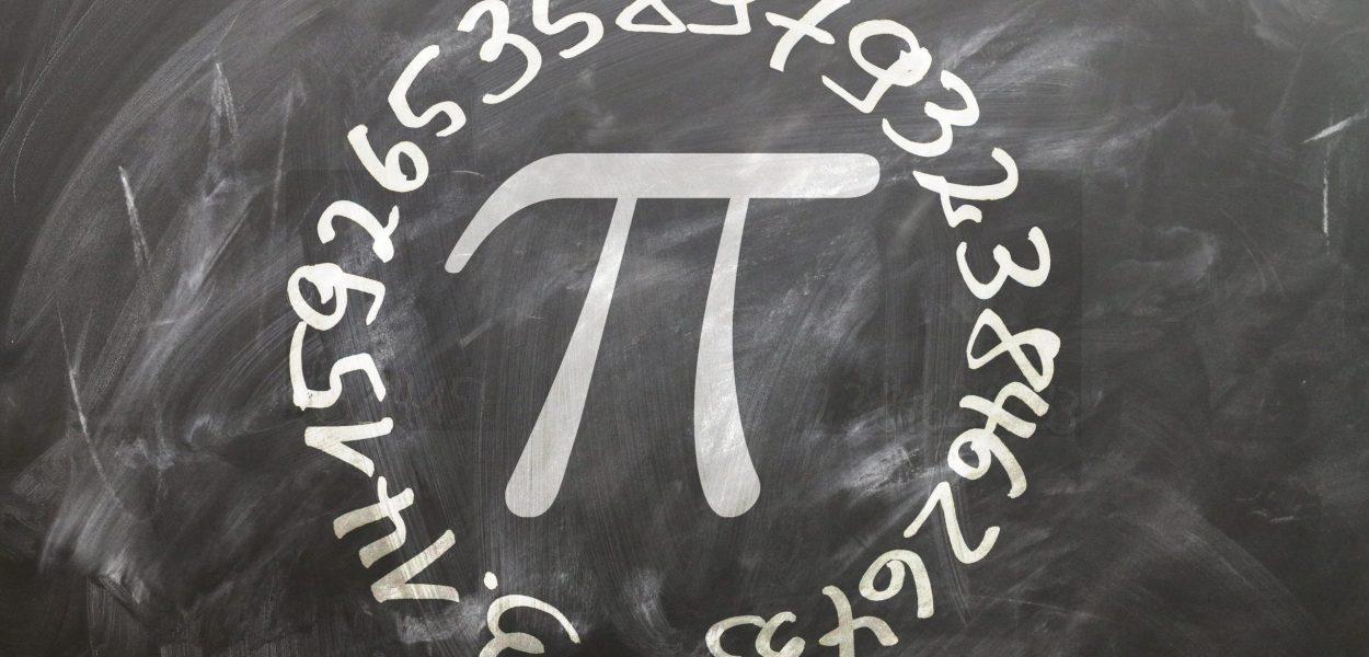 pi, board, blackboard