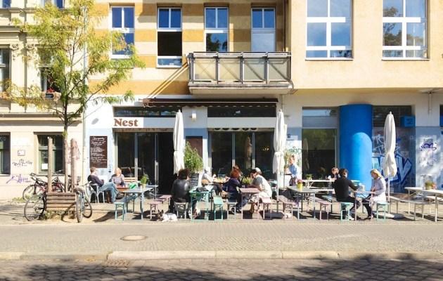 Il Nest Café (dalla pagina Facebook)