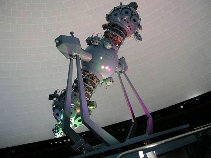 planetario Zeiss