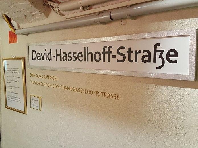 museo su David Hasselhoff