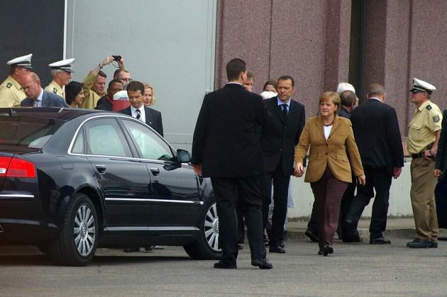 Angela Merkel sulla strage di Breitscheidplatz