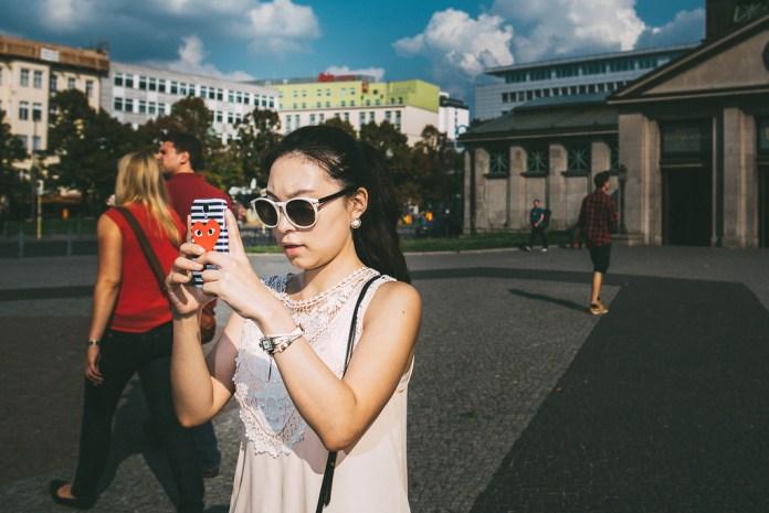 Tourist by Christian Schirrmacher