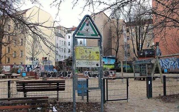 Spielplatz prenzlauer berg